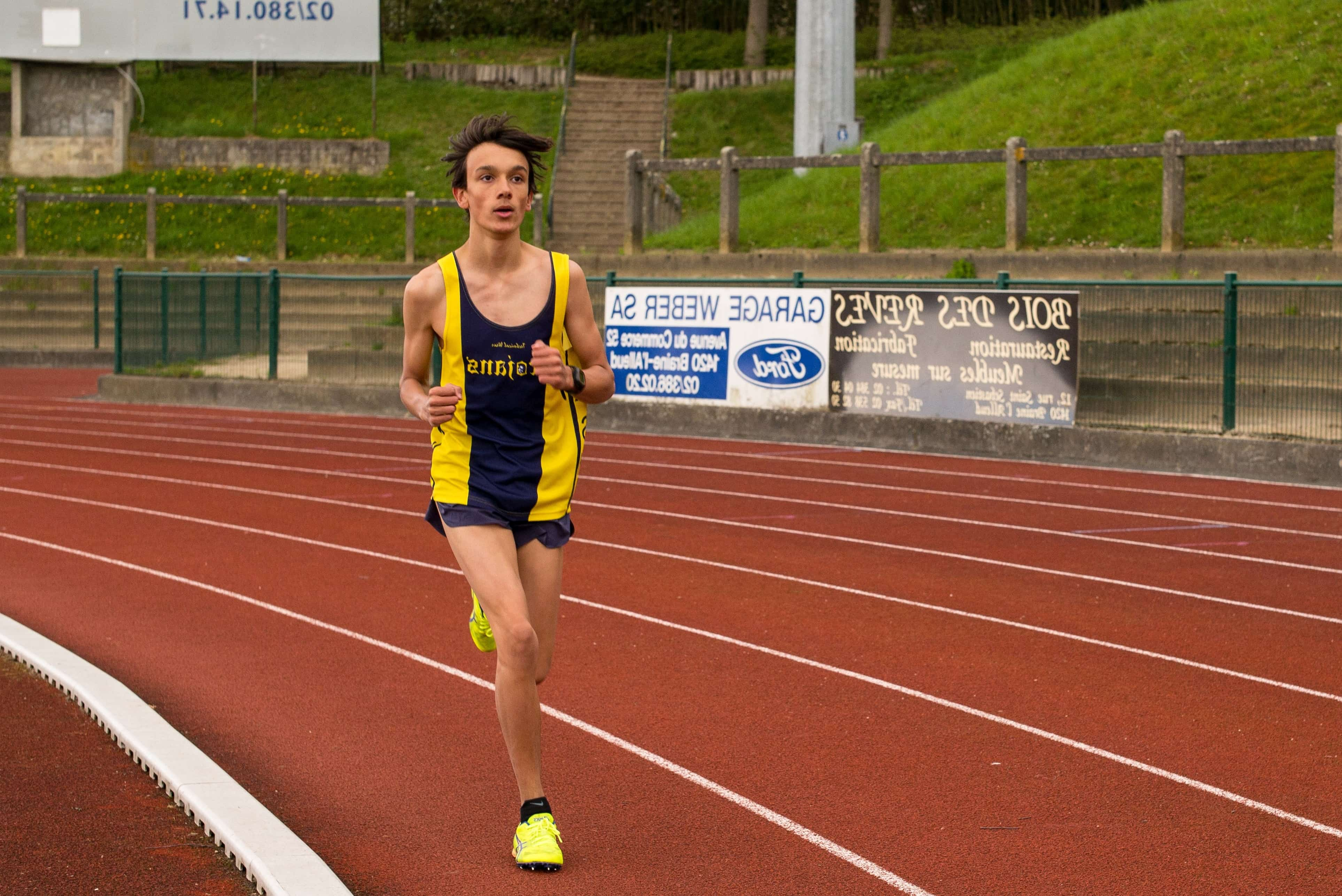 Free picture: competition, start, athlete, race, effort, stadium, foot race, runner