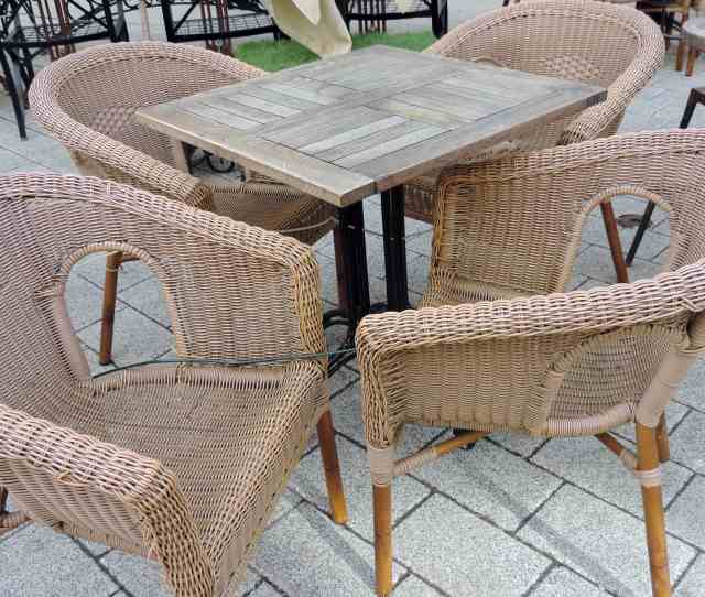 Chair Chairs Furniture Handmade Wicker Seat Instrument Wood