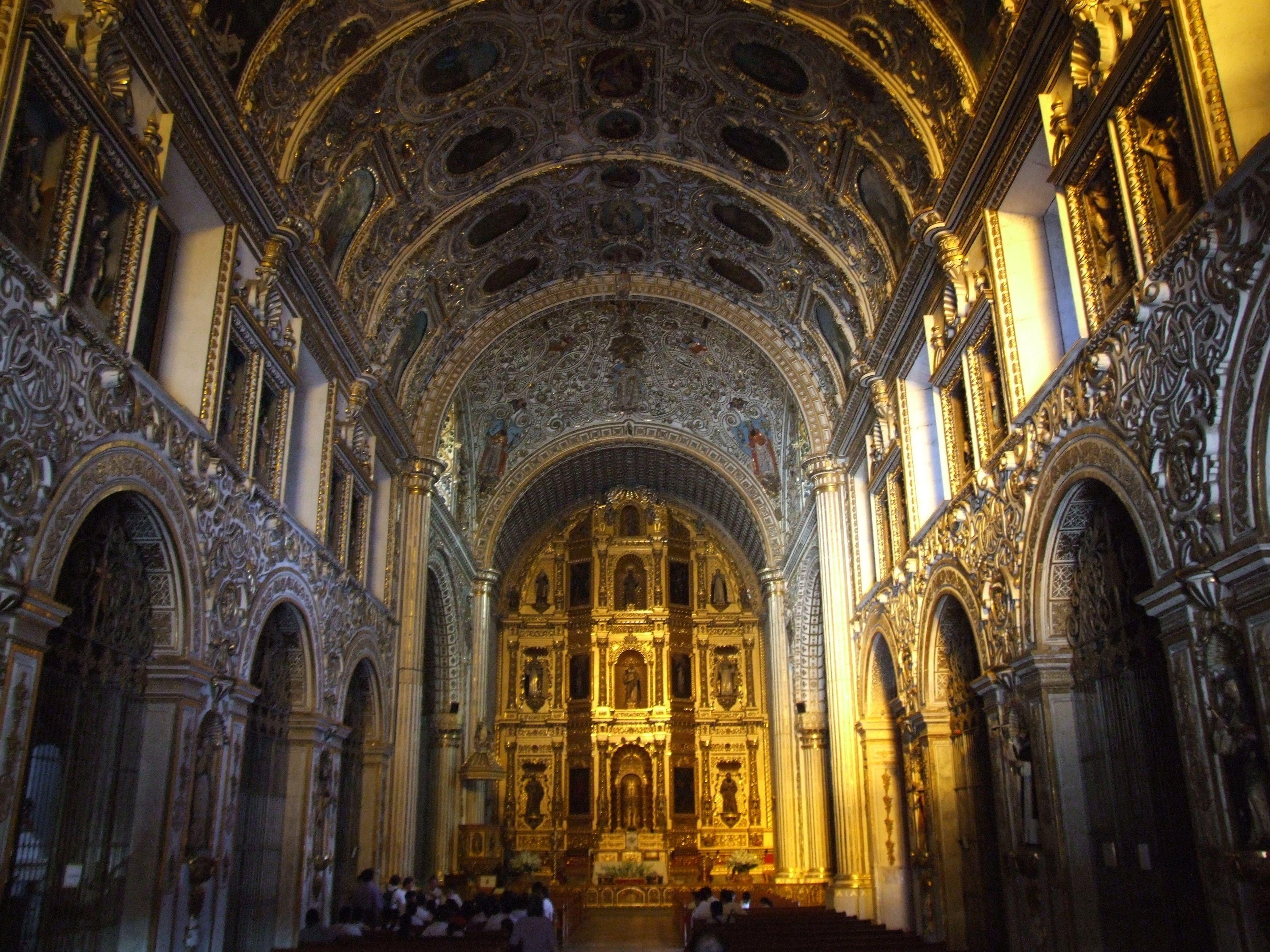 Free Picture Church Interior
