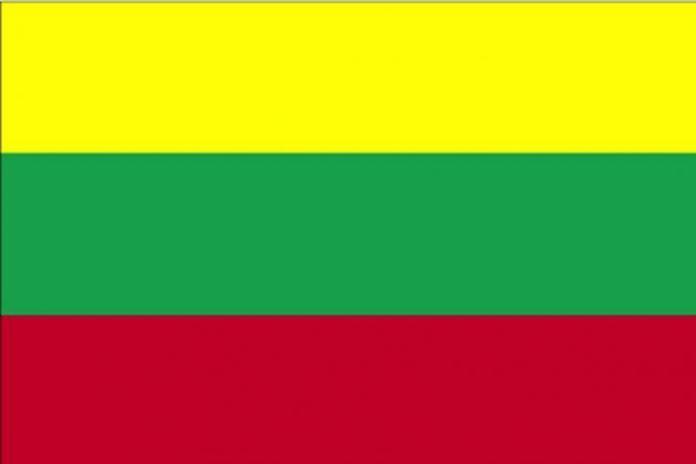 la bandiera, la Lituania