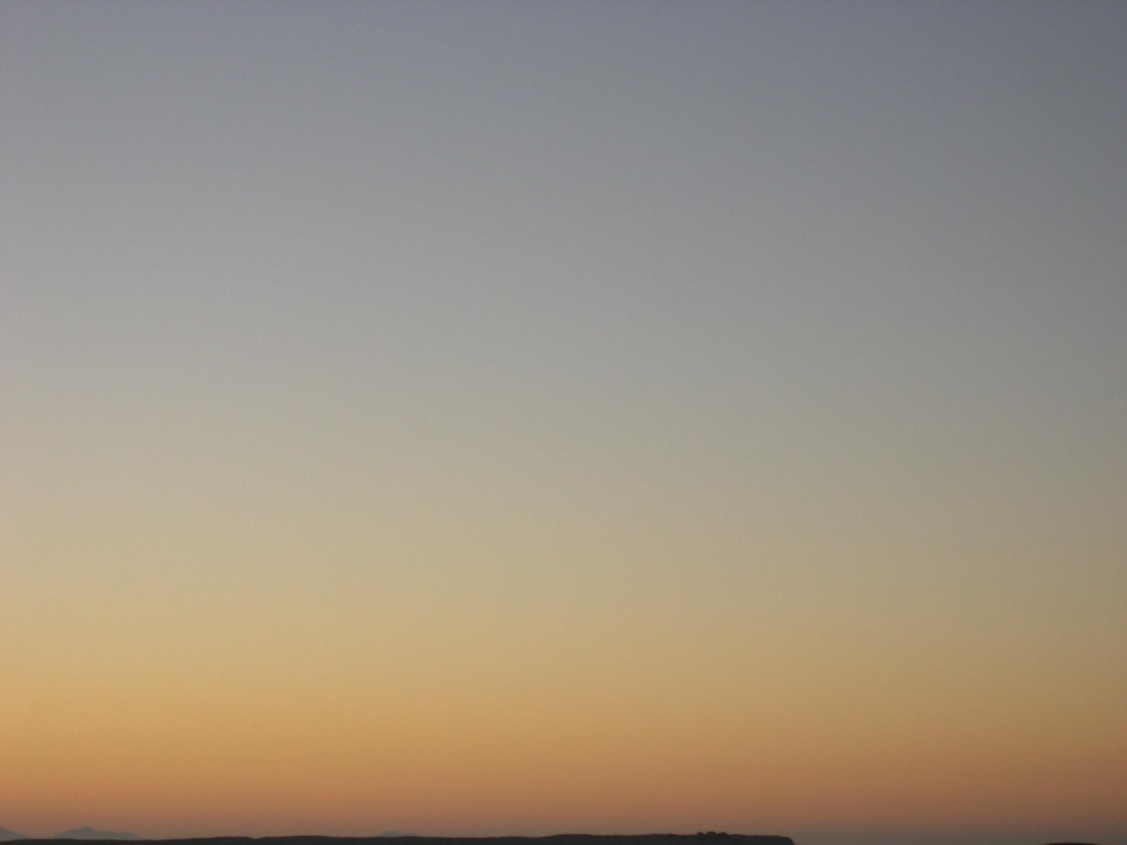 Orange Color Wallpaper Hd Free Picture Sky Gradient Dusk