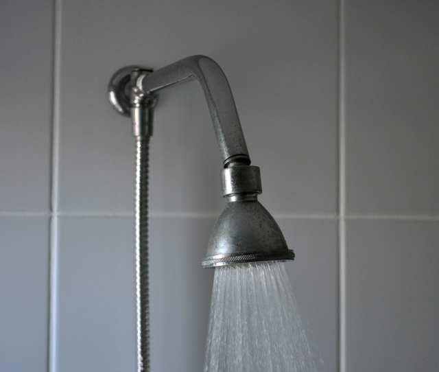 Bathroom Shower Hot Water