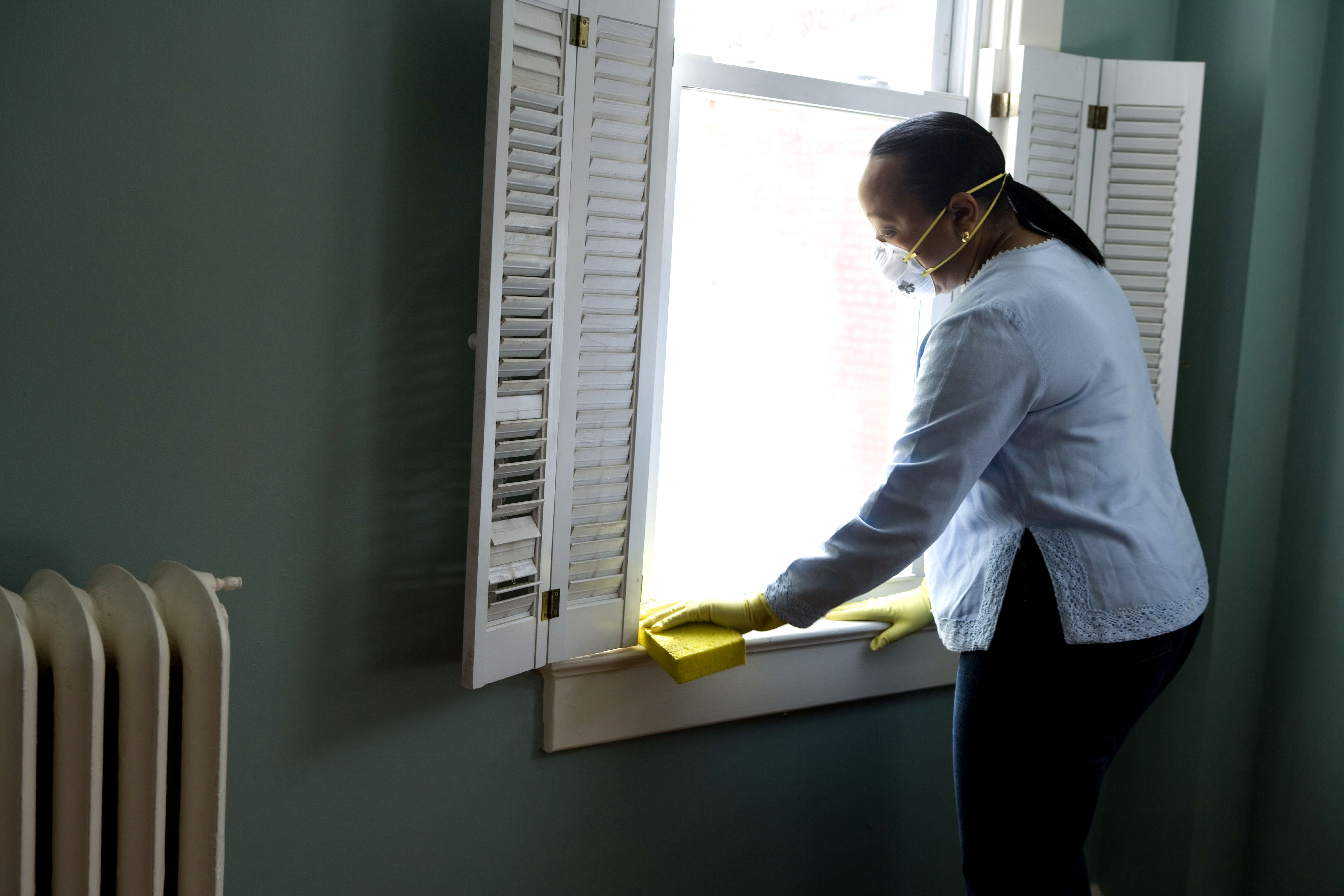 Free picture cleaning windows personal protective