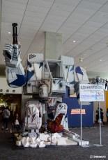 Alien Infestation Zone Robot