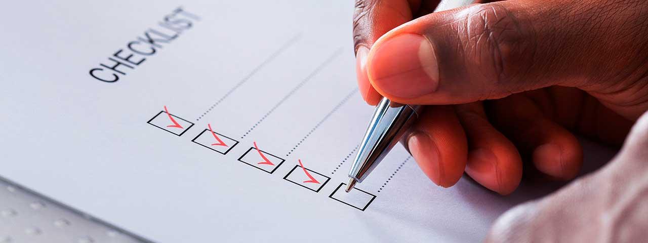 PixoLabo - Website Usability Checklist