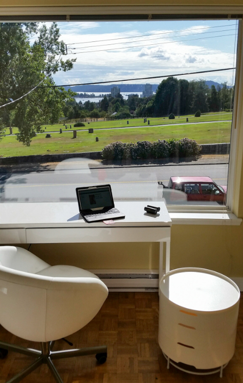 Writing Desks I Have Known