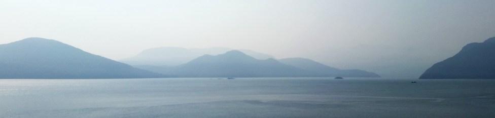 Howe Sound Smoke IV