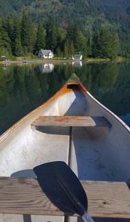 Tyaughton Canoeing