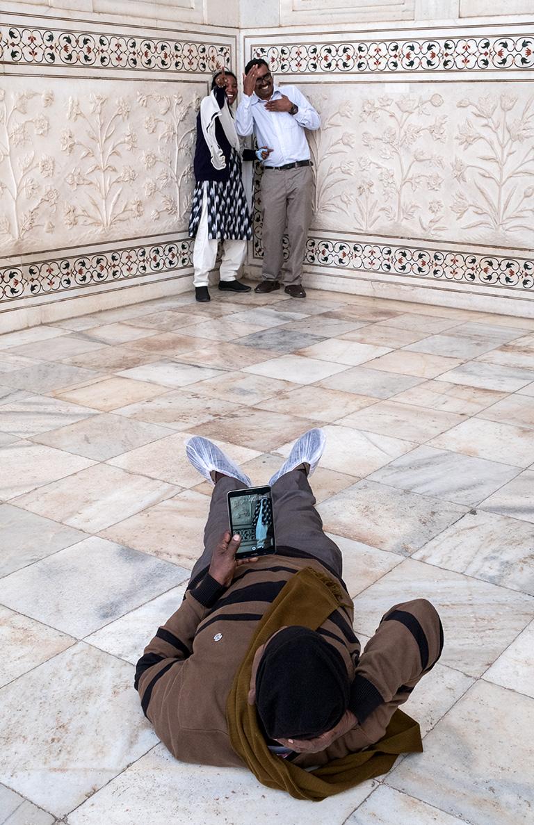 The Requisite Photo, Taj Mahal, Uttar Pradesh, India