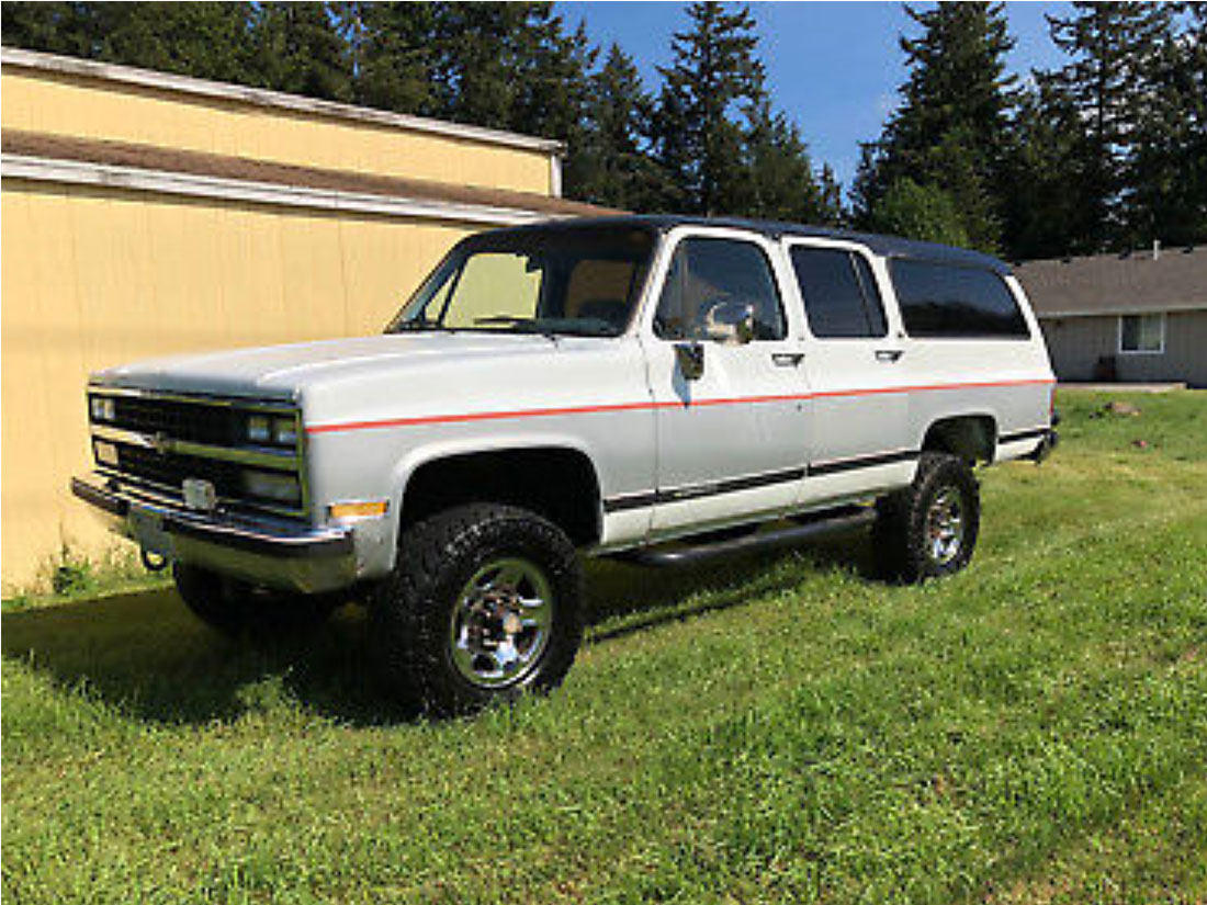 hight resolution of 1989 suburban 2500 series 4x4