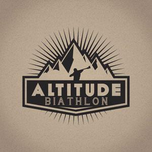 Recherches logo Altitude Biathlon