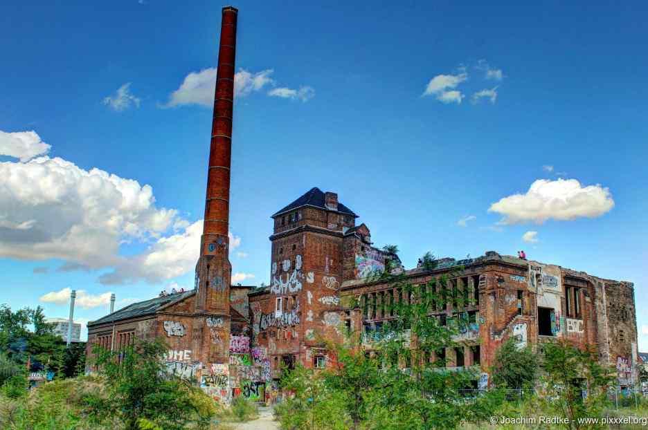 Berlin -Eisfabrik