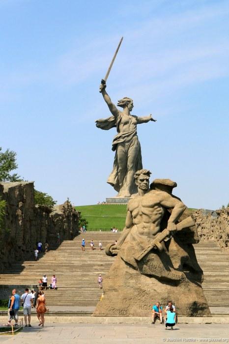 Mamaev Kurgan - Wolgograd (1)
