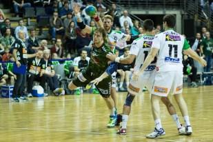 DKB Bundesliga Handball 23.12.2014 Füchse Berlin - Frisch Auf! Göppingen ,J.Radtke,www.pixxxel (61)