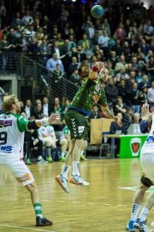 DKB Bundesliga Handball 23.12.2014 Füchse Berlin - Frisch Auf! Göppingen ,J.Radtke,www.pixxxel (82)