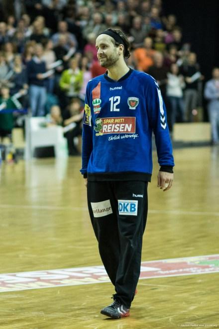 DKB Bundesliga Handball 23.12.2014 Füchse Berlin - Frisch Auf! Göppingen ,J.Radtke,www.pixxxel (85)