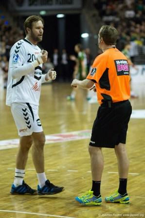 DKB Bundesliga Handball 11.02.2015 Füchse Berlin – GWD Minden (20)