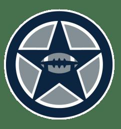 dallas cowboys emblem clip art free download [ 1000 x 800 Pixel ]