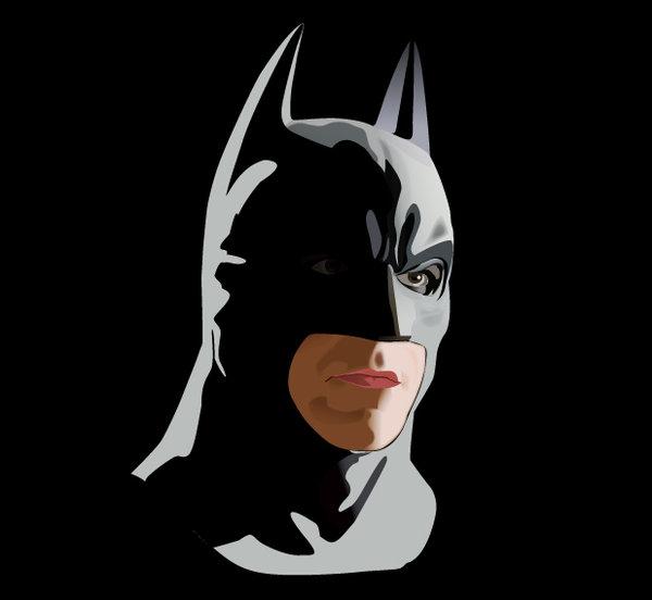 batman vector art free