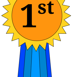 1st place award ribbon clipart placepng [ 1440 x 2400 Pixel ]