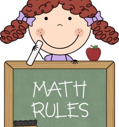 13 math teacher frees that you can download to clipart [ 1257 x 1600 Pixel ]