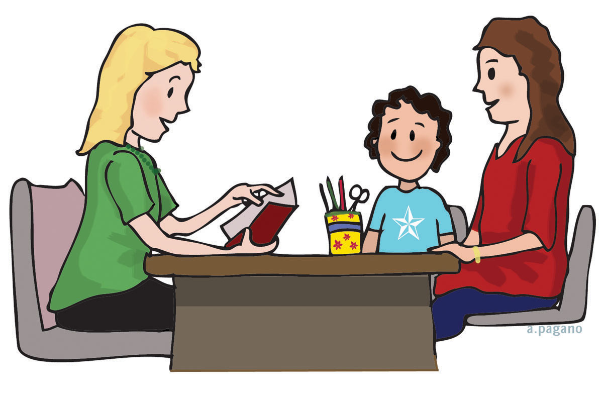 hight resolution of parent teacher conference clip art n2 free download