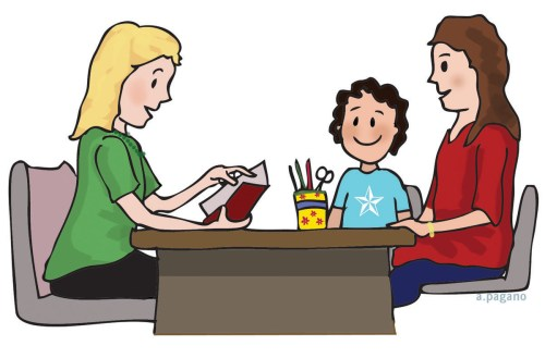 small resolution of parent teacher conference clip art n2 free download