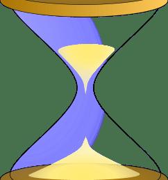 yellow hourglass clipart [ 1370 x 1920 Pixel ]