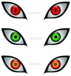 scary monster eyes [ 950 x 950 Pixel ]
