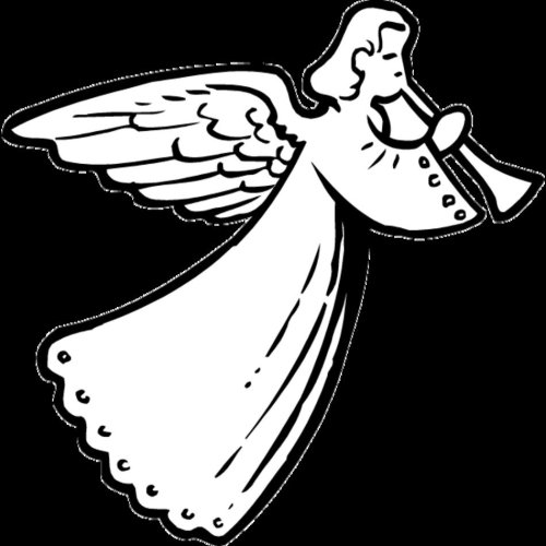 small resolution of bing free clip art angel