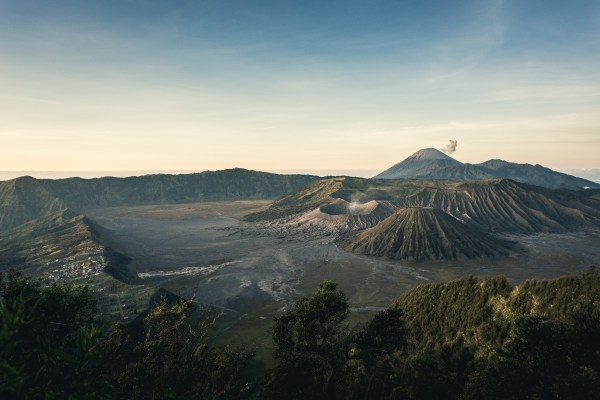 Mount Bromo High Resolution Photography