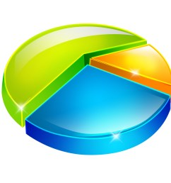 10 pie chart frees that you can download to clipart [ 3200 x 2463 Pixel ]