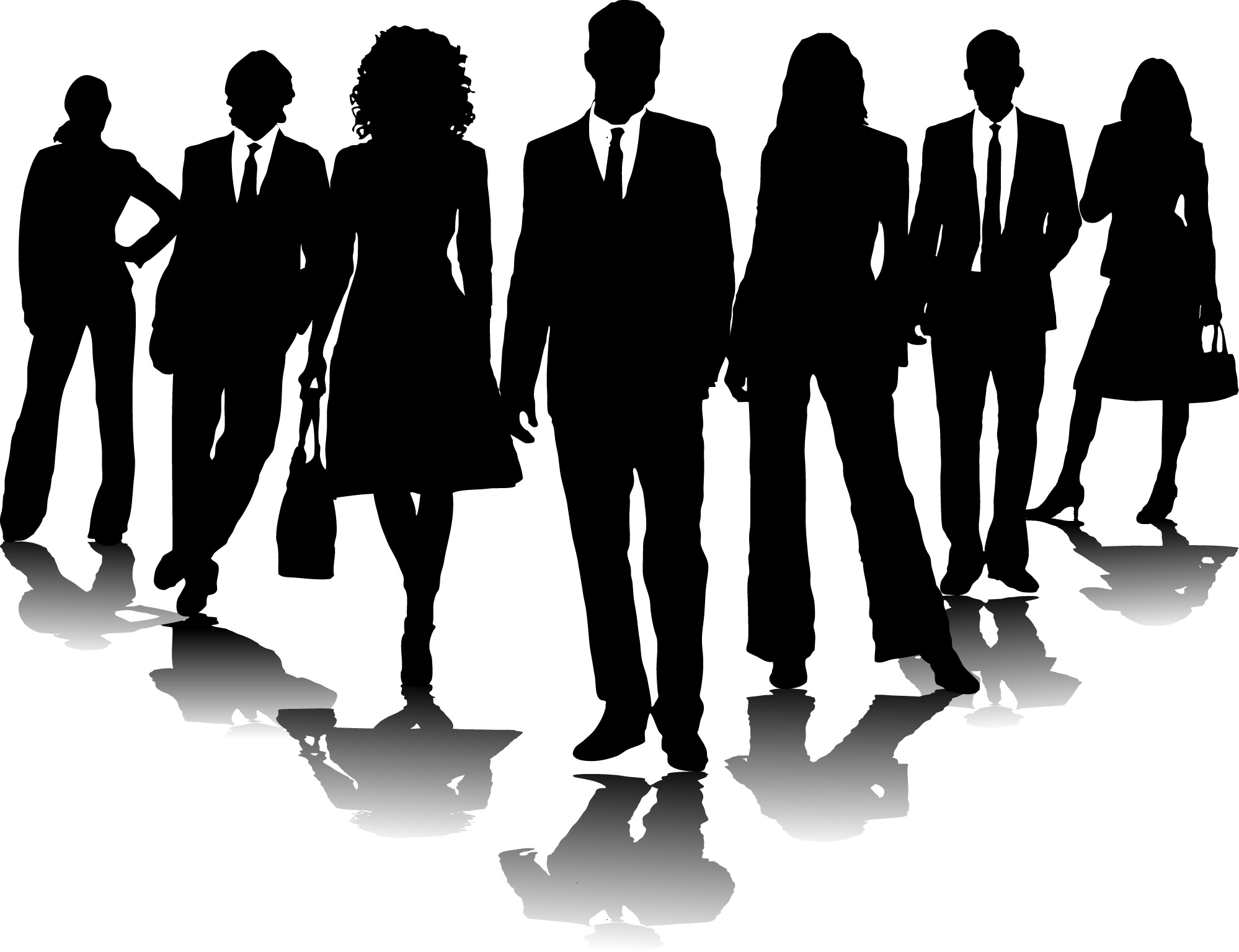 hight resolution of business people panda free images clipart