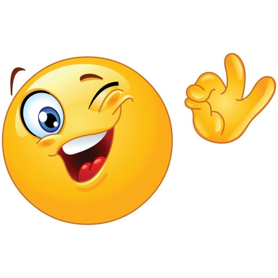 hight resolution of smiley winking okhtml smile faces carita perfect signs clipart