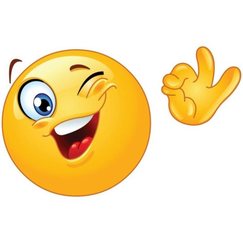 small resolution of smiley winking okhtml smile faces carita perfect signs clipart