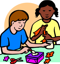 art supplies clipart for kids crafts clip children arts and [ 1600 x 1551 Pixel ]