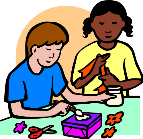 small resolution of art supplies clipart for kids crafts clip children arts and