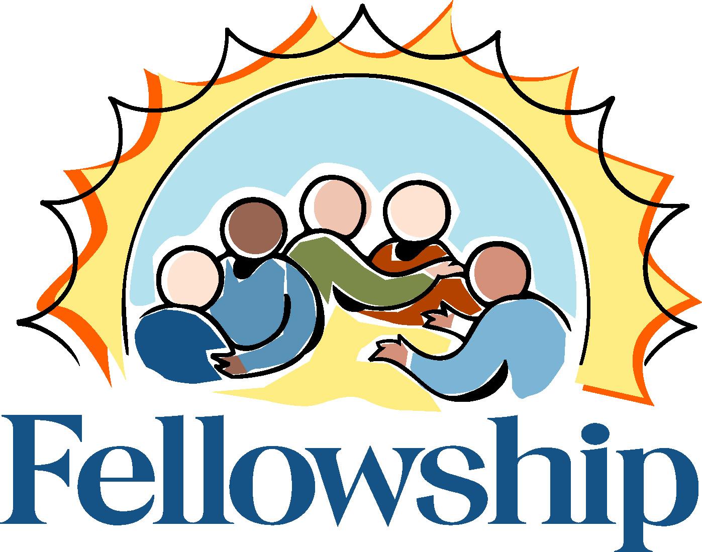 hight resolution of church fellowship dinner clip art