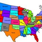 Illustration Of Usa Maps United States Free Image