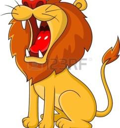 roaring lion clip art n11 [ 1206 x 1350 Pixel ]