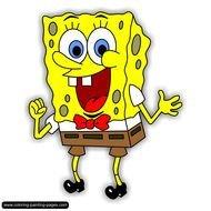 spongebob christmas clip art free