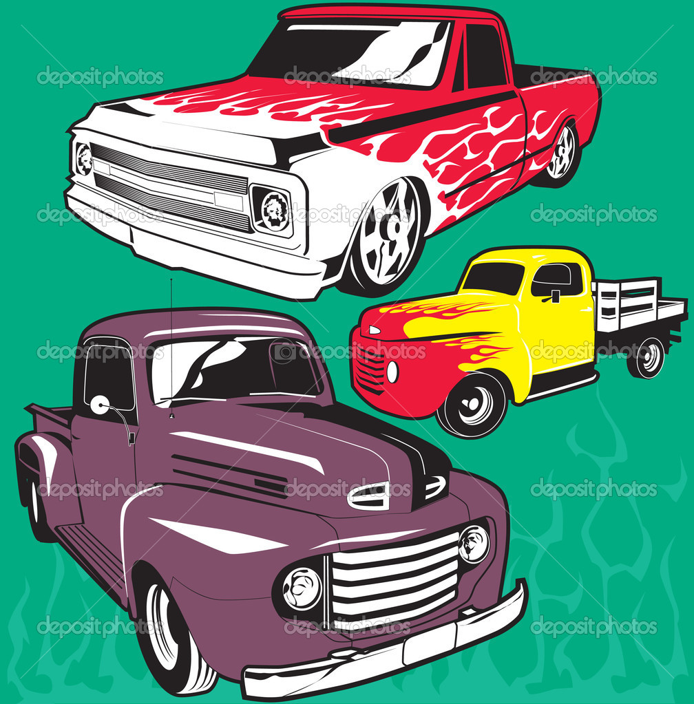 hight resolution of hot rod clip art n14 free download