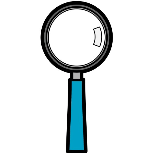 small resolution of magnifying glass clipart free download