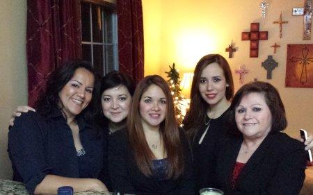 A few of us girls