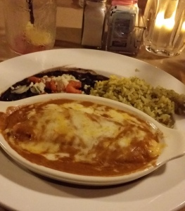 Enchiladas del Mar from Republic of the Rio Grande