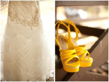 Yellow-wedding-shoes - Pixy Prints