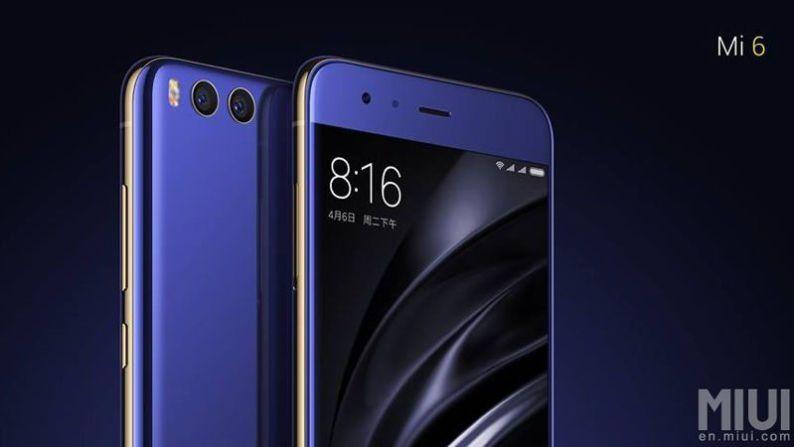 Xiaomi Mi6 görsel