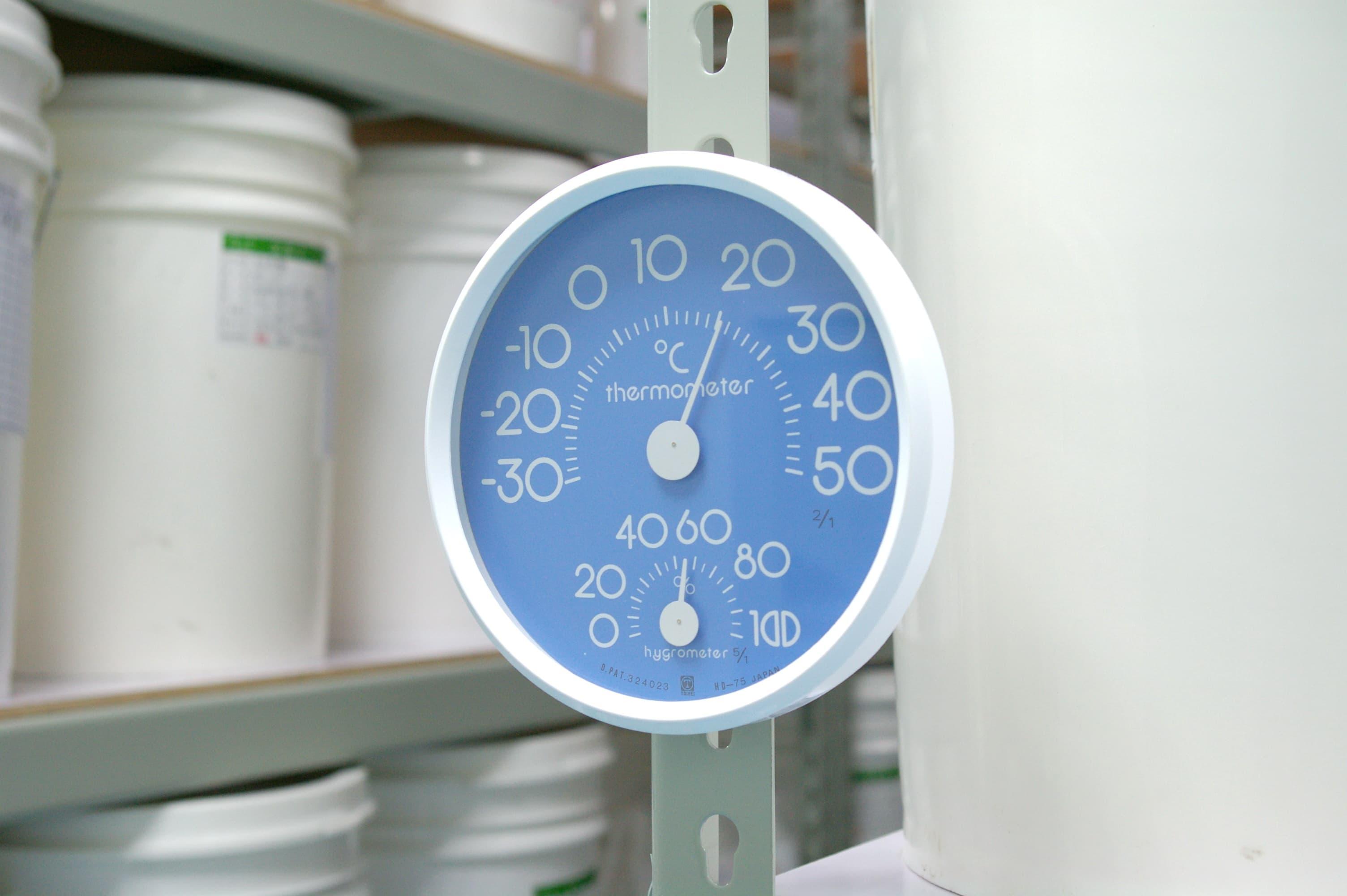 環境溫濕度計