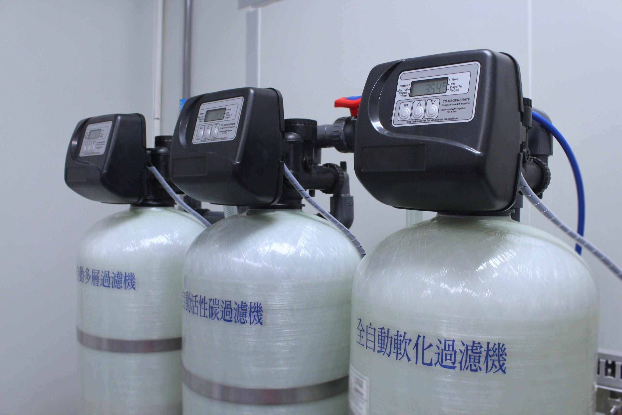 全自動多層過濾機 全自動活性碳過濾機 全自動軟化過濾機