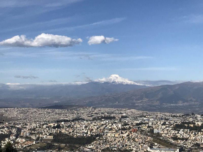 El ruido en la ciudad de Quito